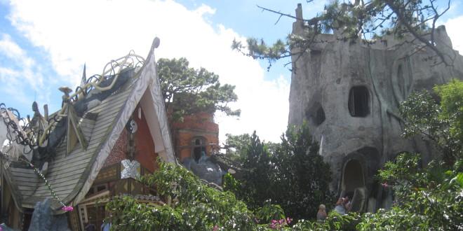 Безумный дом в Далате