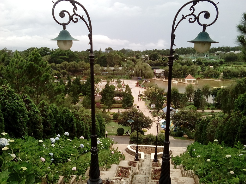 Цветочные сады Далата