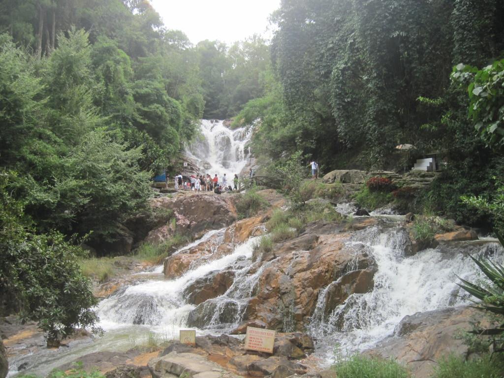 6. Водопад Датанла, Далат