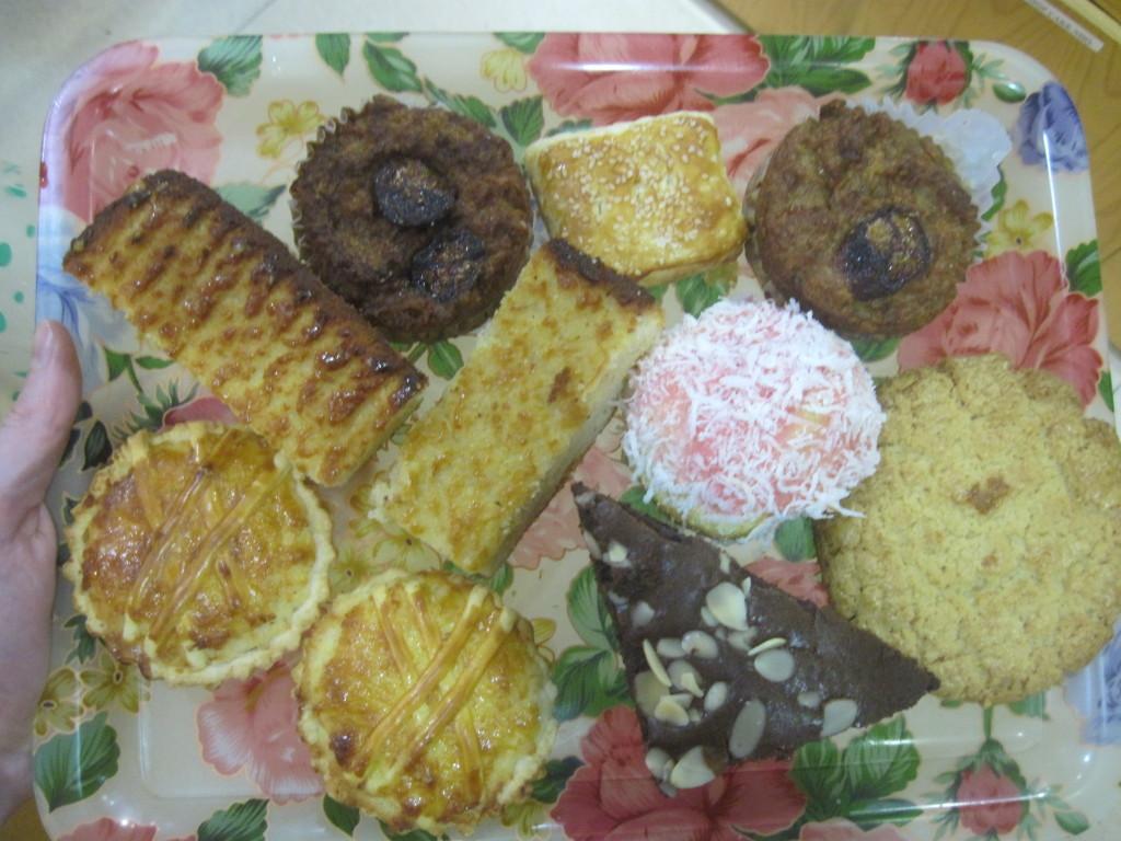 Вкусняшки в Далате Lien hoa