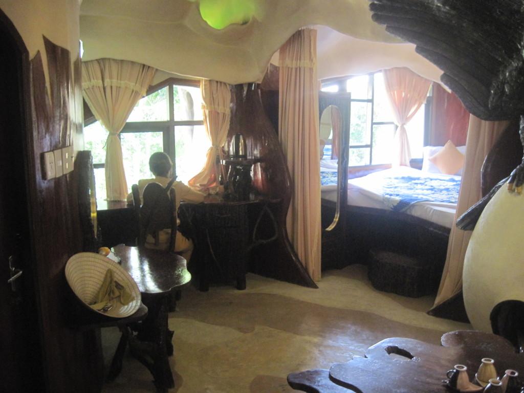crazy house Гостевой дом Ханг Нга