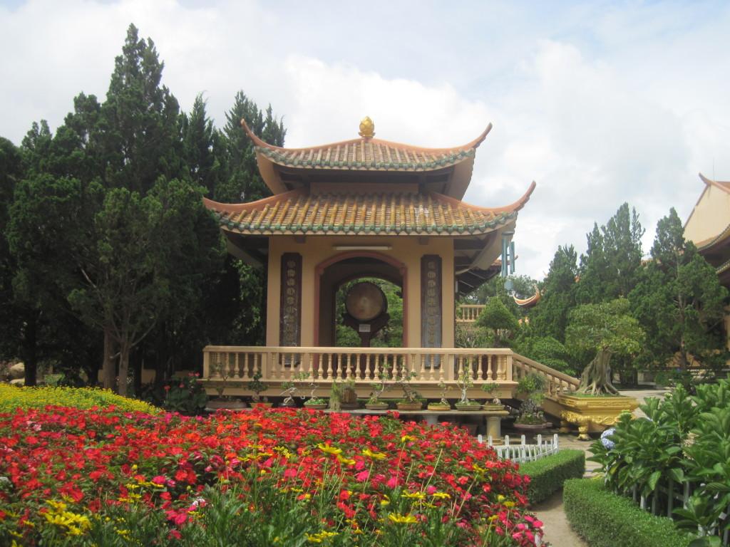 Монастырь Чук Лам (Тхиенвиен)