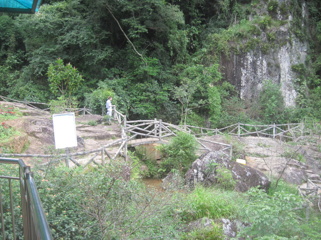 Водопад Датанла