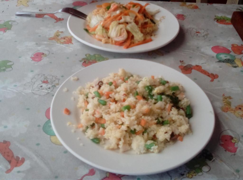 Еда в Муне