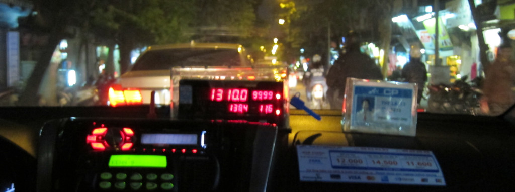 Такси Вьетнама