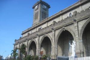 Catholic Cathedral Nha Trang
