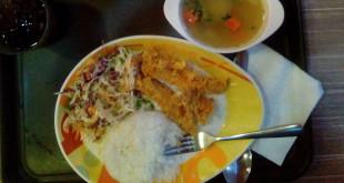 Еда во Вунгтау