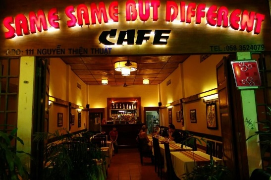 Same Same But Different Cafe нячанг