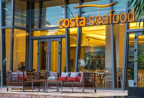 costa seafood ресторан нячанг