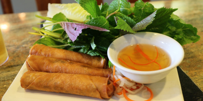 Еда Вьетнама