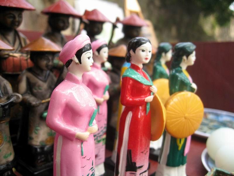 Сувениры Хошимина Вьетнам