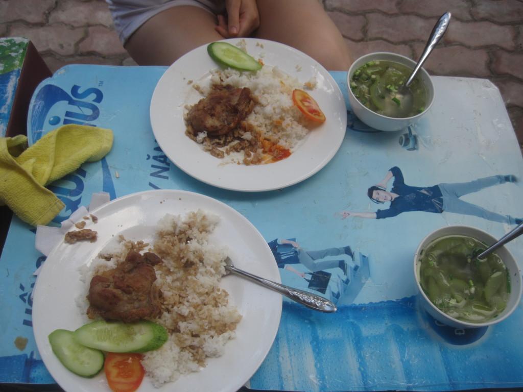 Еда в Хошимине