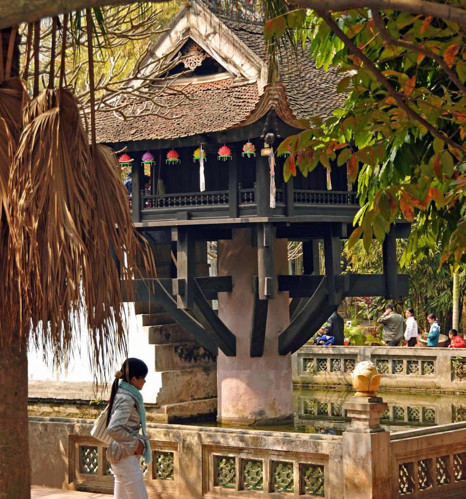 One Pillar Pagoda 2