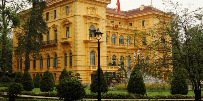 Presidential Palace hanoi3