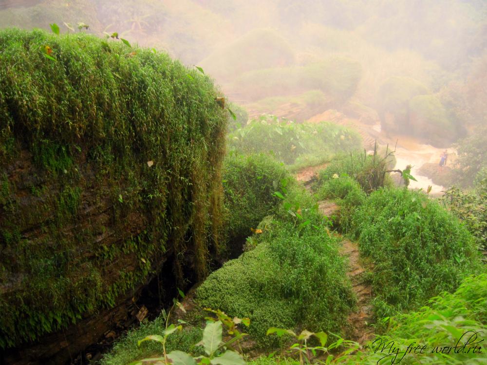 Водопад Слона Далат