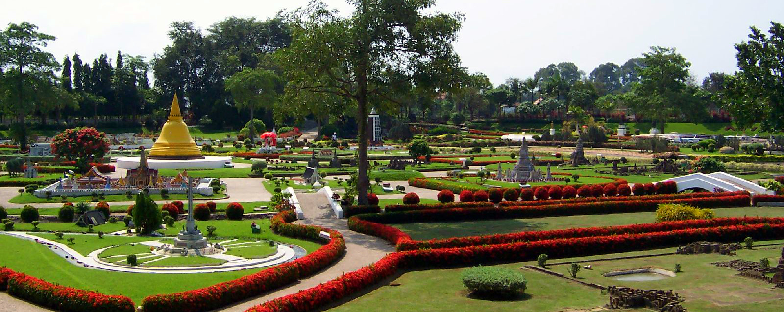 МиниСиам Парк Bangkok