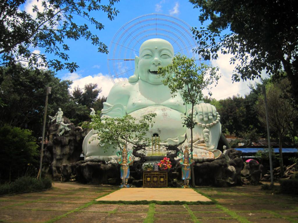 Пагода смеющегося Будды (Chùa Linh )