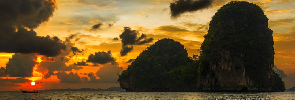 остров Krabi