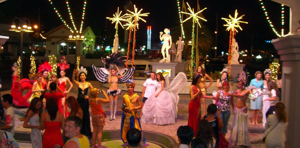transvestite show in Pattaya