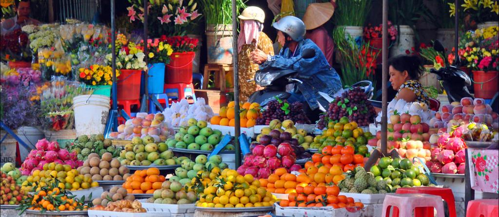 Продукты во Вьетнаме