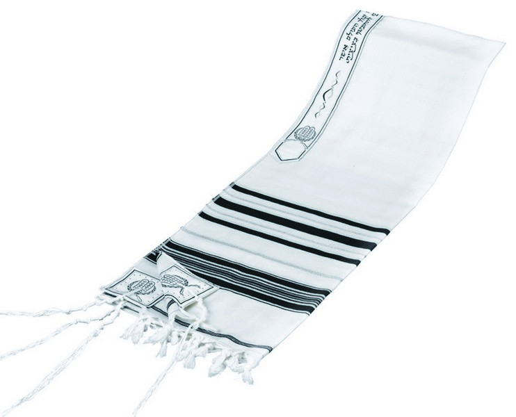 tallit_lurex_stripes_black-silver
