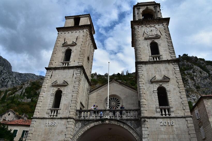 Собор Святого Трифона kotor