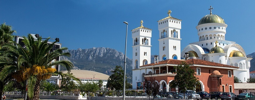 Храм Святого Иована Владимира