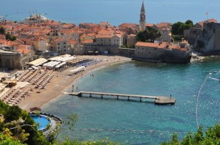old town of Budva