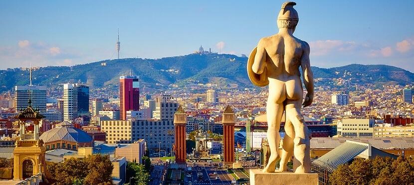 Май в Барселоне