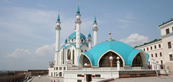 Майские праздники в Казане