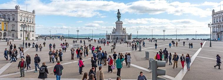 Майские праздники в Лиссабоне