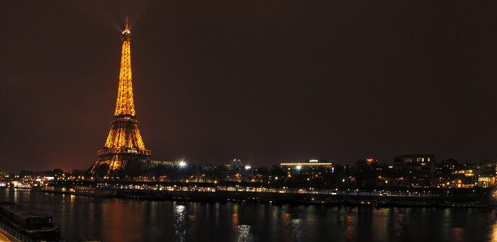 Отдых на майские праздники в Париже