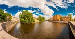 Май в Санкт-Петербурге
