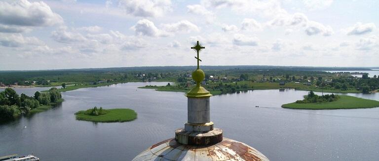 Майские на озере Селигер под Москвой