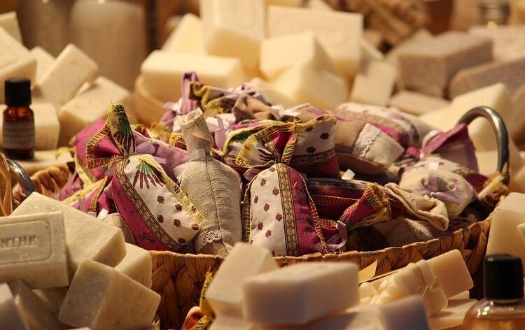 натуральное мыло и косметика из Крыма