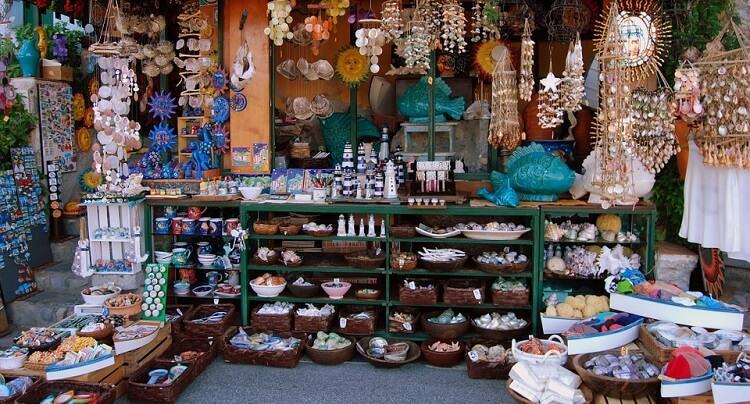 Стандартные сувениры из Крыма