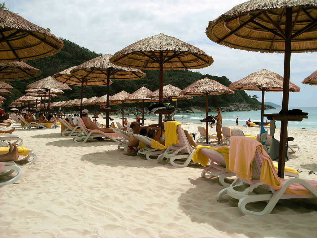 Лучшие пляжи Пхукета с собственным пляжем