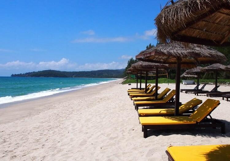 Фото лучших пляжей Таиланда – Банг Тао