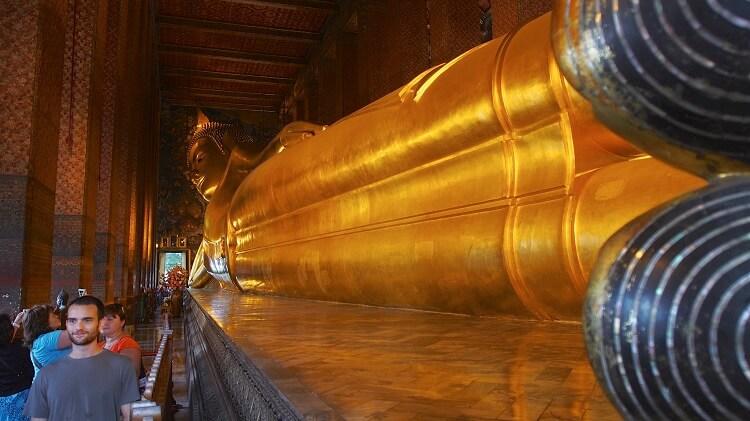Храм Лежащего Будды (Wat Pho)