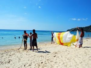 Фотографии пляжей Пхукета – пляж Карон
