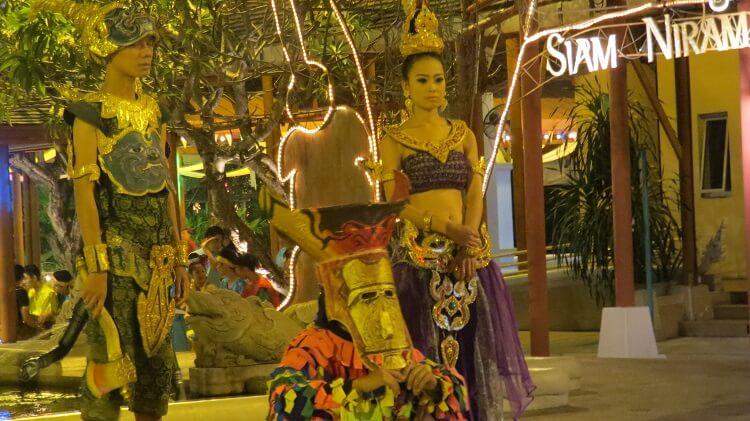 Шоу Сиам Нирамит (Siam Niramit Show)