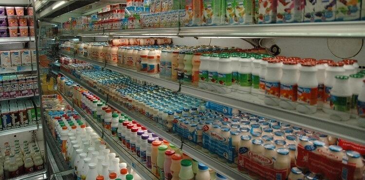 Молочные продукты в Таиланде