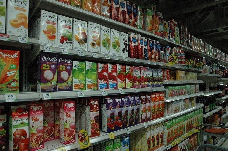 Цены на напитки в Тайланде