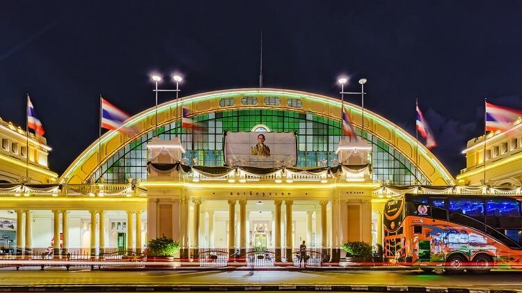 Lamphong Station (Bangkok Railway Station)