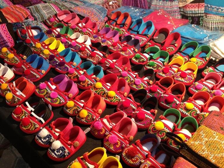 Цены на детскую одежду в Таиланде