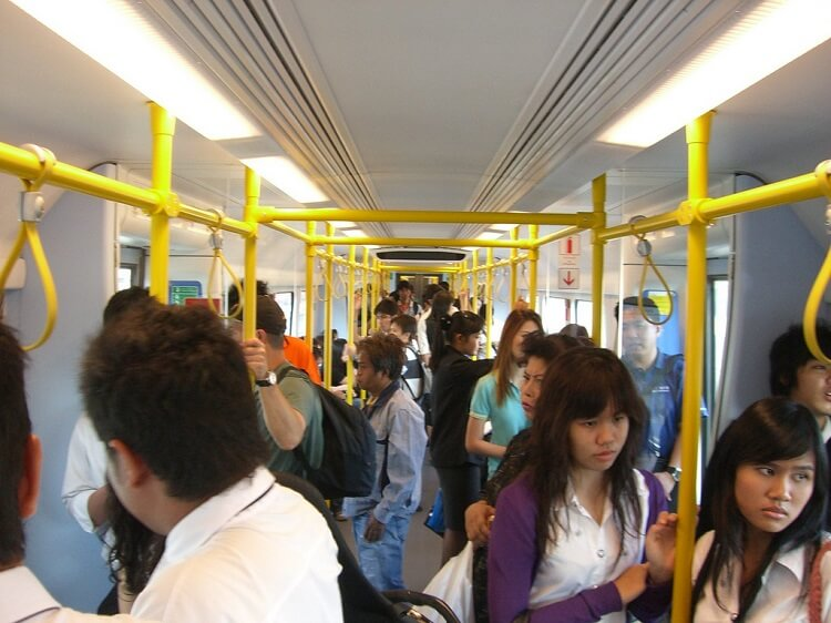 Цены на транспорт Таиланж