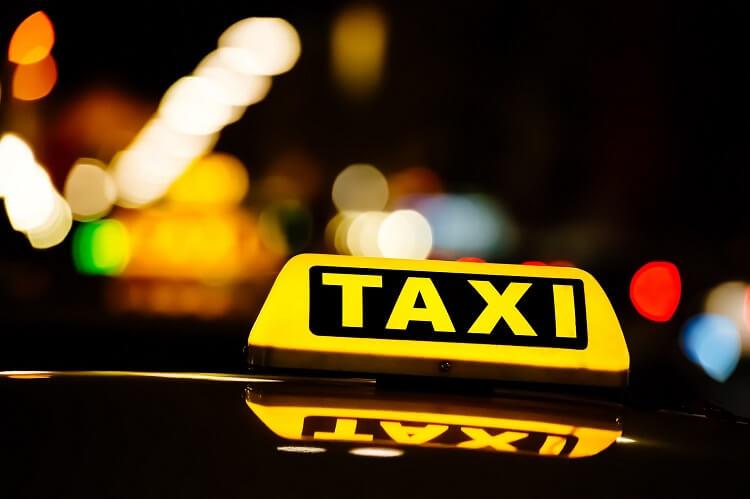 Такси из аэропорта Тель авив