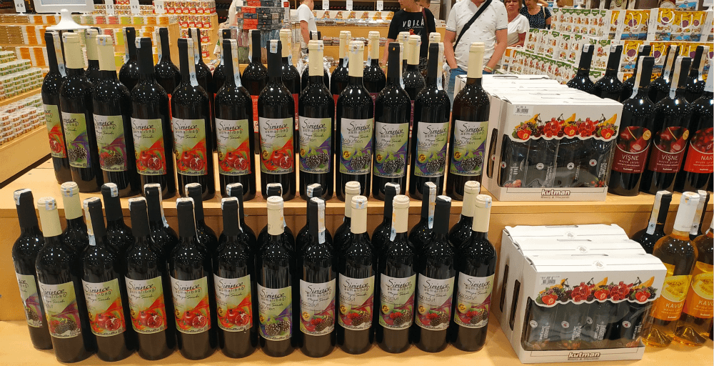 Виды турецкого вина