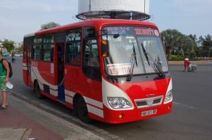 Автобус до Муйне
