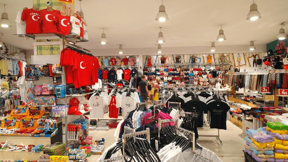 Магазин sorbet delight shop, Анталья